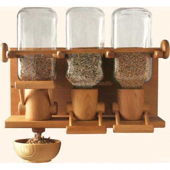 Как хранить зерно в домашних условиях, без потерь и снижения качества